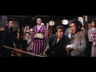 Затоiчи и обречённый / Zatoichi and the Doomed Man