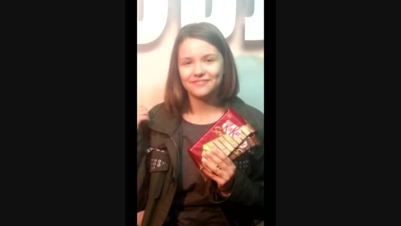 Удача_победитель Таня Петровская