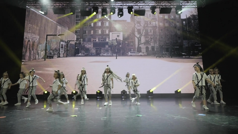 Непоседы. Преподаватель Лилия Тарточакова | школа танцев Evolvers, Красноярск