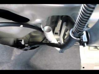 тюнинг открывания багажника Geely Emgrand EC7 FE-1