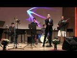 Alex Baumgartner &amp M-Jam Band - Feeling good (Michael Buble cover)