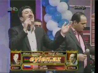 Eflatun Qubadov  Manaf Agayev Tacir - Ana Mugami - Toylar krali / �������, �����, ������