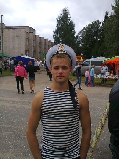 Андрей Глыбин, 16 мая 1992, Саранск, id21163421