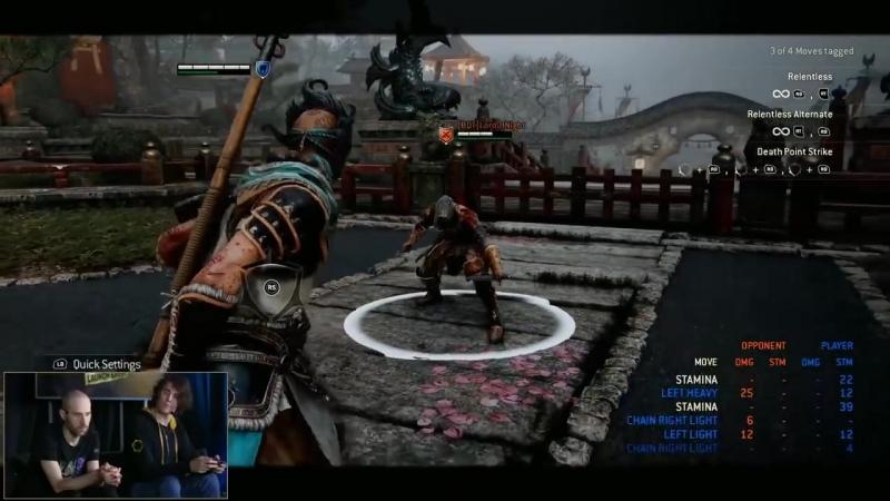 For Honor_ Marching Fire - Meet the Wu Lin_ Shaolin _ Livestream _ Ubisoft [NA]