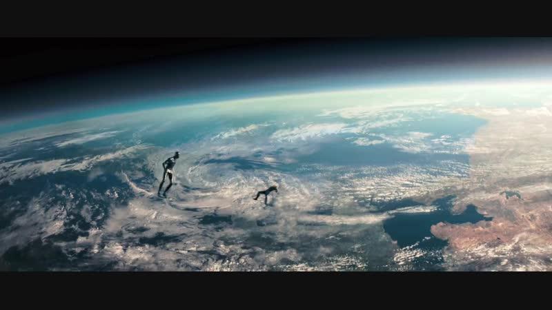 Фантастическая четверка_ Вторжение Серебряного серфера (2007) Русский трейлер [FHD]
