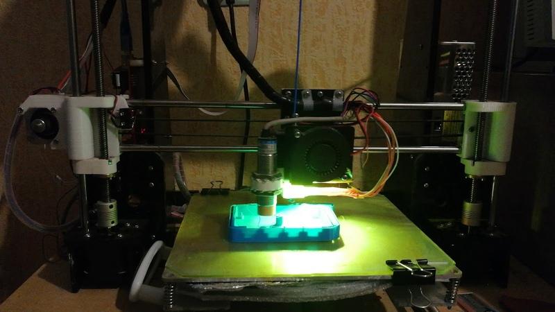 Что происходит с 3D принтером, если закусило пруток