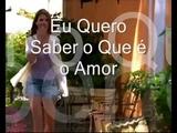 VIVER A VIDA - Luciana e Jorge - I Want to know What Love Is - Mariah Carey - (Tradu
