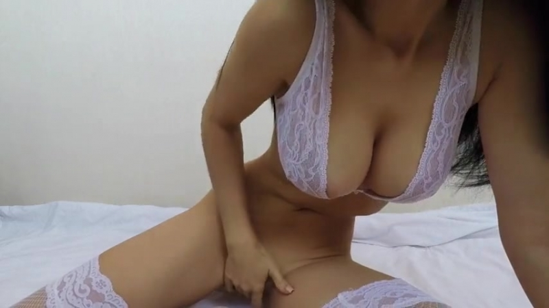 Hot busty perverted gorgeous brunette webcam solo masturbation anal dildoing
