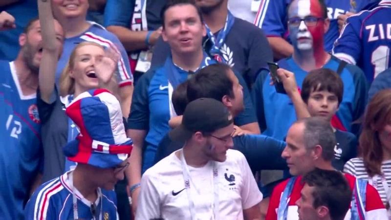 Закрытие ФИФА 2018