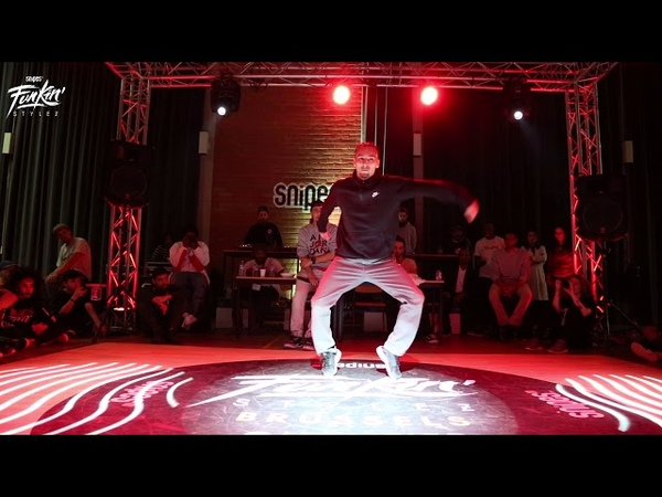 Ukay (BNMPK.miffa) | Judge Demo Hiphop | Snipes Funkin Styles Belgium 2018
