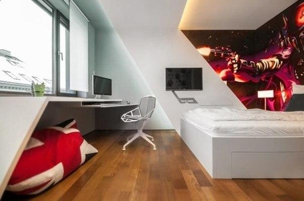 """""""Звездные войны"""" и комната принцессы: квартира в Словакии    ❤️"""