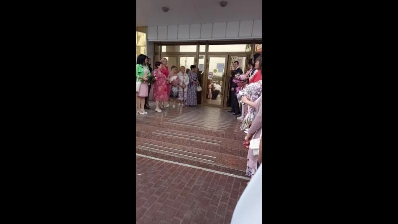 Свадьба семьи Логиновых