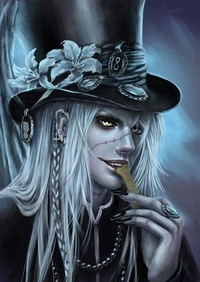 фото гробовщик темный дворецкий