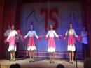 Марийский танец паратской молодёжи