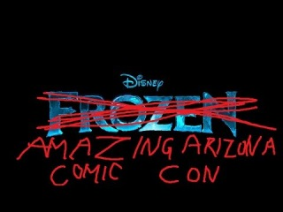 КОСПЛЕЙ ARIZONA COMIC CON 2014 + Джессика Нигри