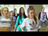 Катя Шошина приезжала в Фитнес Клуб Озон 08 02 2015  остерегайтесь поддельных видео 720p