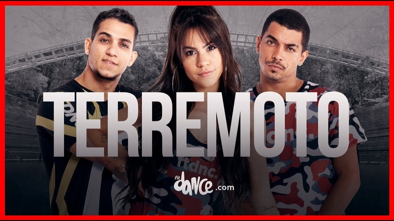 Terremoto Anitta Kevinho FitDance SWAG Official Choreography