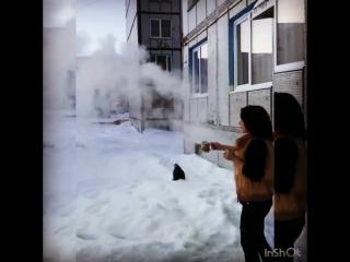 #зима #мороз #север #мурманск #видяево #холод