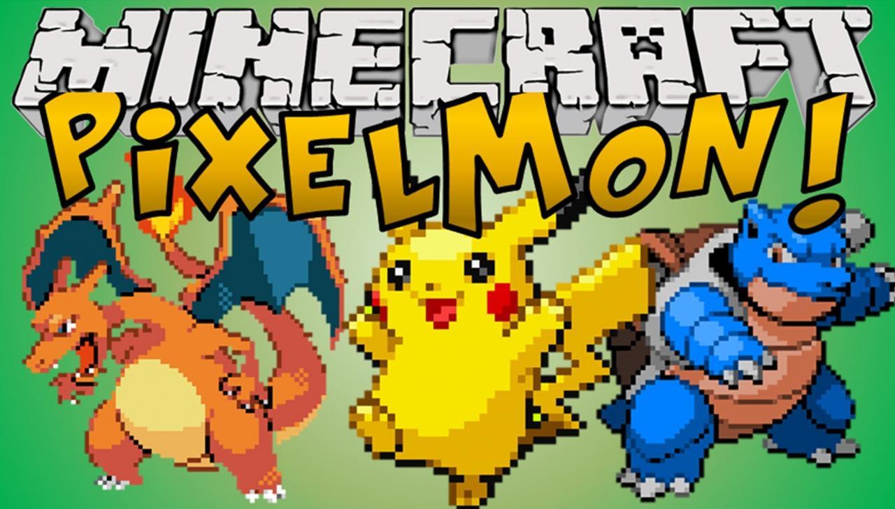 Открытие PixelmonWorld!