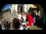 Мимы Тремпель и Ману играют с детьми на свадьбе ч.2 (MimikLab)