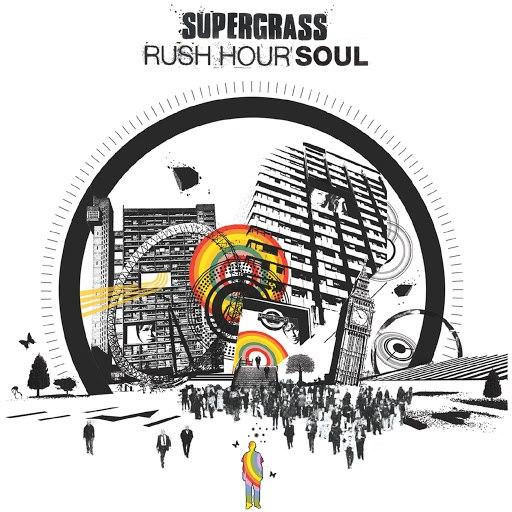 Supergrass альбом Rush Hour Soul