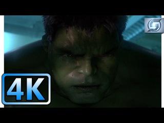 Bruce Banner Transforms Into The Hulk | Hulk (2003) | 4K ULTRA HD