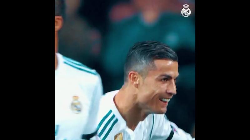 Twitter post by Real Madrid
