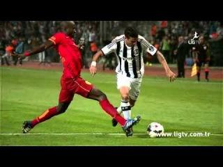Beşiktaş 1-2 Galatasaray