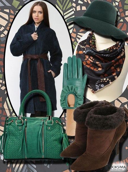 Аксессуары для борьбы с холодом от стилистов : ШАРФЫ ➤ ПЕРЧАТКИ ➤ ШАПКИ ➤