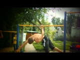 Lozova in Kharkiv. 15.07.2013 Street Workout