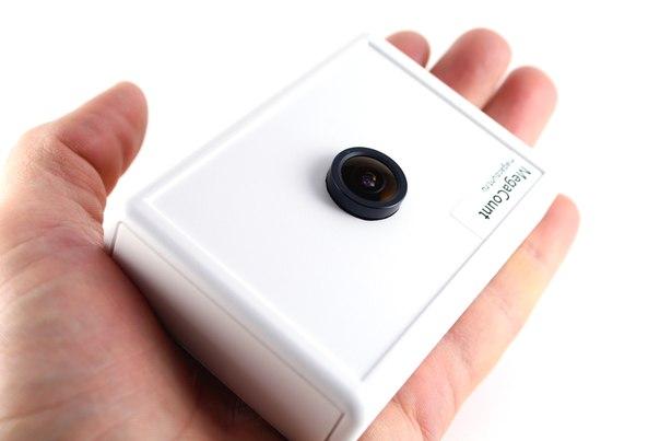 видео счетчик посетителей 3D ASSIS