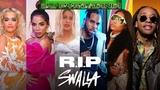 R.I.P. x SWALLA Mashup Sofia Reyes, Jason Derulo, Anitta, Nicki Minaj, Rita Ora, Ty Dolla $ign