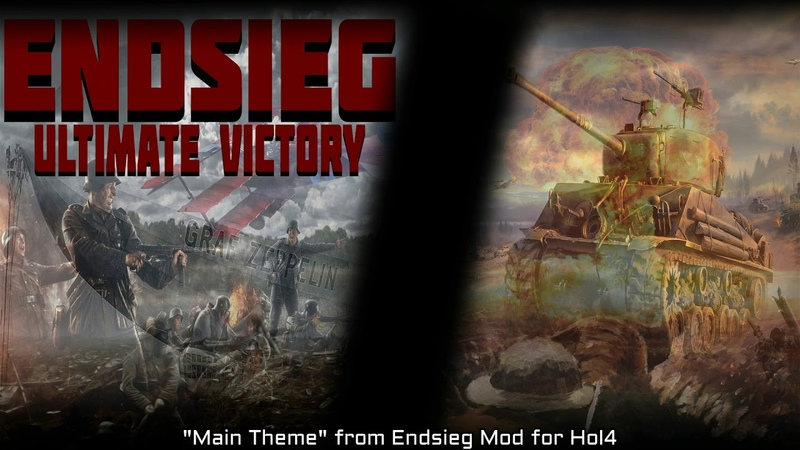 Main Theme from Endsieg Mod for Hearts of Iron IV