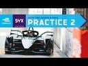 Practice 2 LIVE! 2019 FWD Sanya E-Prix | ABB FIA Formula E Championship