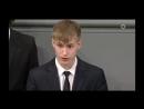 Школьник из Уренгоя приехал в Бундестаг и покаялся за преступления советской армии перед солдатами Вермахта