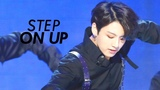jungkook step on up