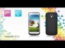 Чехол-аккумулятор EXEQ HelpinG-SC02 для Samsung Galaxy S4