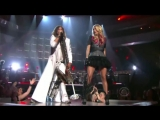 Steven Tyler Carrie Underwood - Walk This Way - ACM Awards 2011 HD
