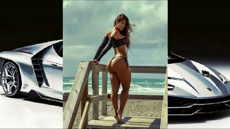Fitness Model Tatiana Girardi