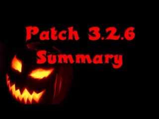 [SmZ 412] HoN Patch 3.2.6 Summary