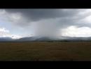 Дождь над Чатыр-Дагом