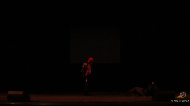 LaaS - Red hood - Batman arkham knight