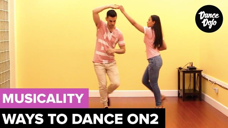 Salsa Musicality: Ways to Dance Salsa On2 (Social Dance)