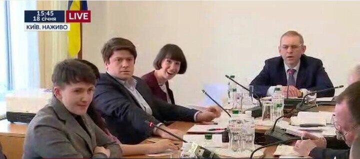 Сегодня Грынив сделал заявление, что отказывается от должности председателя фракции БПП в Раде, - замглавы фракции Березенко - Цензор.НЕТ 5618