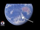 WHAT IS IT? Massive Lines RETURN Above Earth