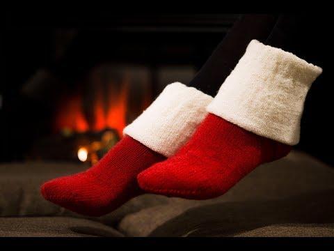 Из какой пряжи вязать носки? Что вязать из носочной пряжи?