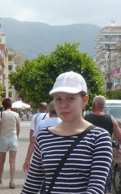 Марина Татарникова, 31 августа 1999, Челябинск, id4789019