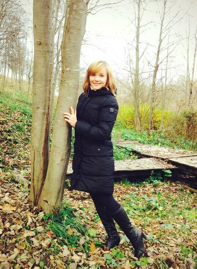 Анна Некрасова, 16 октября 1993, Санкт-Петербург, id36293884