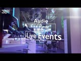 ISE Tech Zone: Audio & Live Events ise tech zone: audio & live events