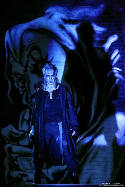 Роберт Остролуцкий (СОБАКИ ТАБАКА, CROWNEAR) исполнил главную роль в рок-мюзикле TODD